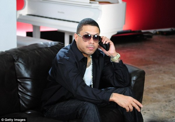 Benzino Rapper Shot By His Nephew While Attending In His Mother's Funeral