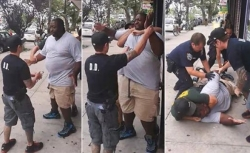 A Man Dies After NYPD Cop Puts Him In A Deadly Chokehold For Breaking Up A Fight