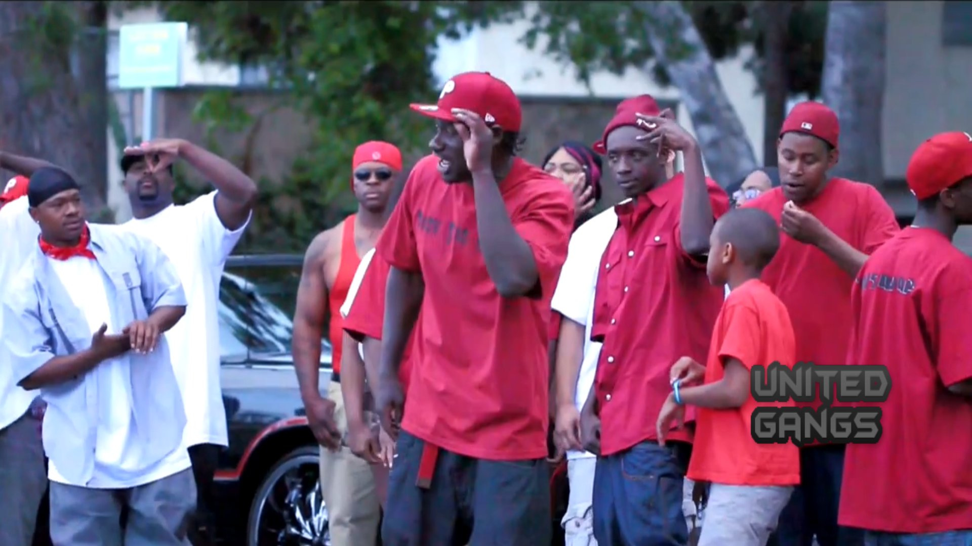 Bloods amp Crips Also known as Bloods And Crips Crips amp Bloods Bloods amp Crips Origin Los Angeles County California Genres Gangsta rap Gfunk West Coast hip hop