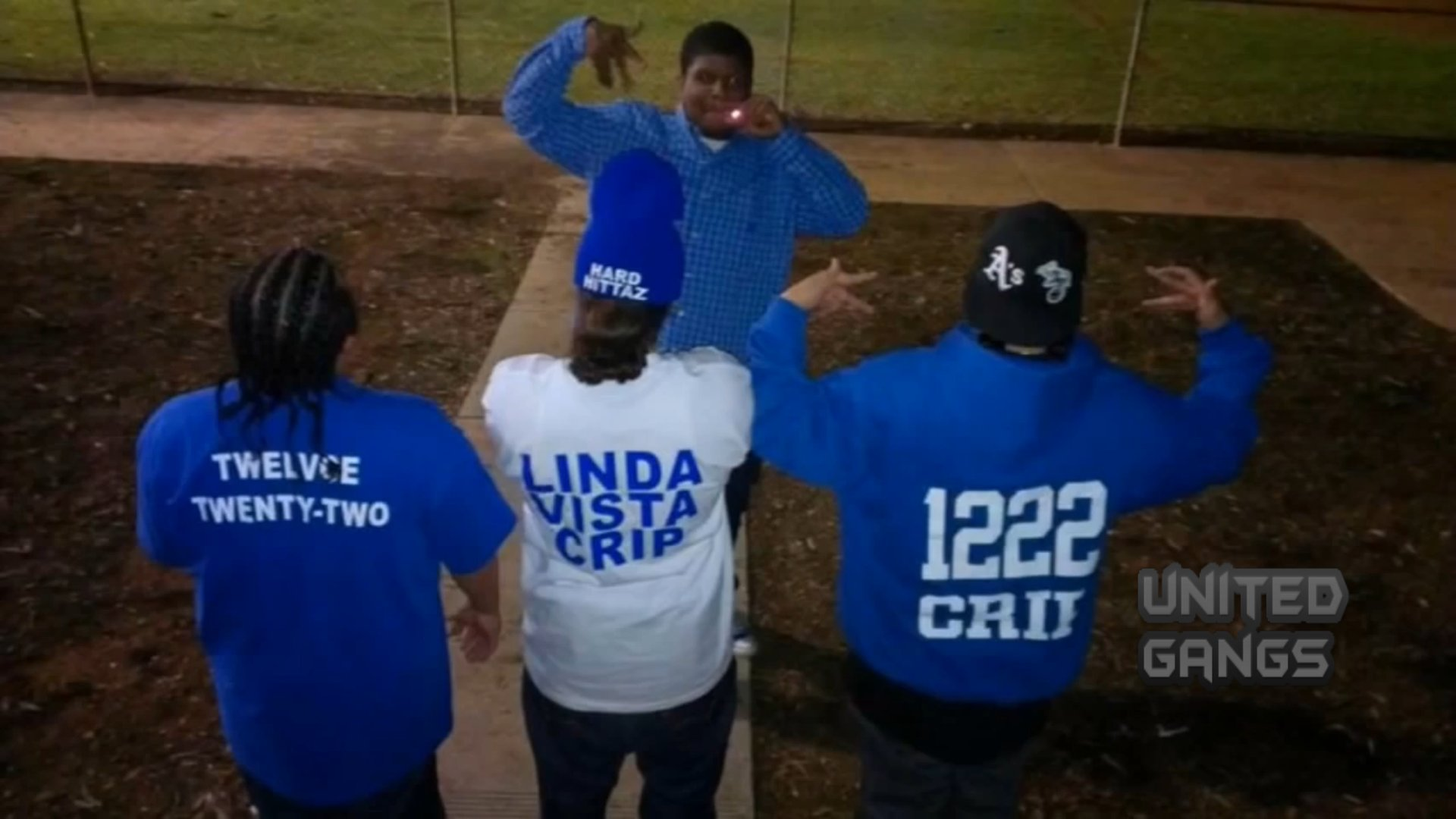 how to join a crip gang