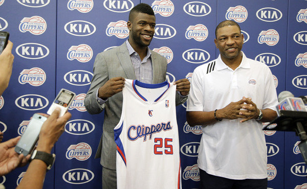 Reggie bullock clippers shooting