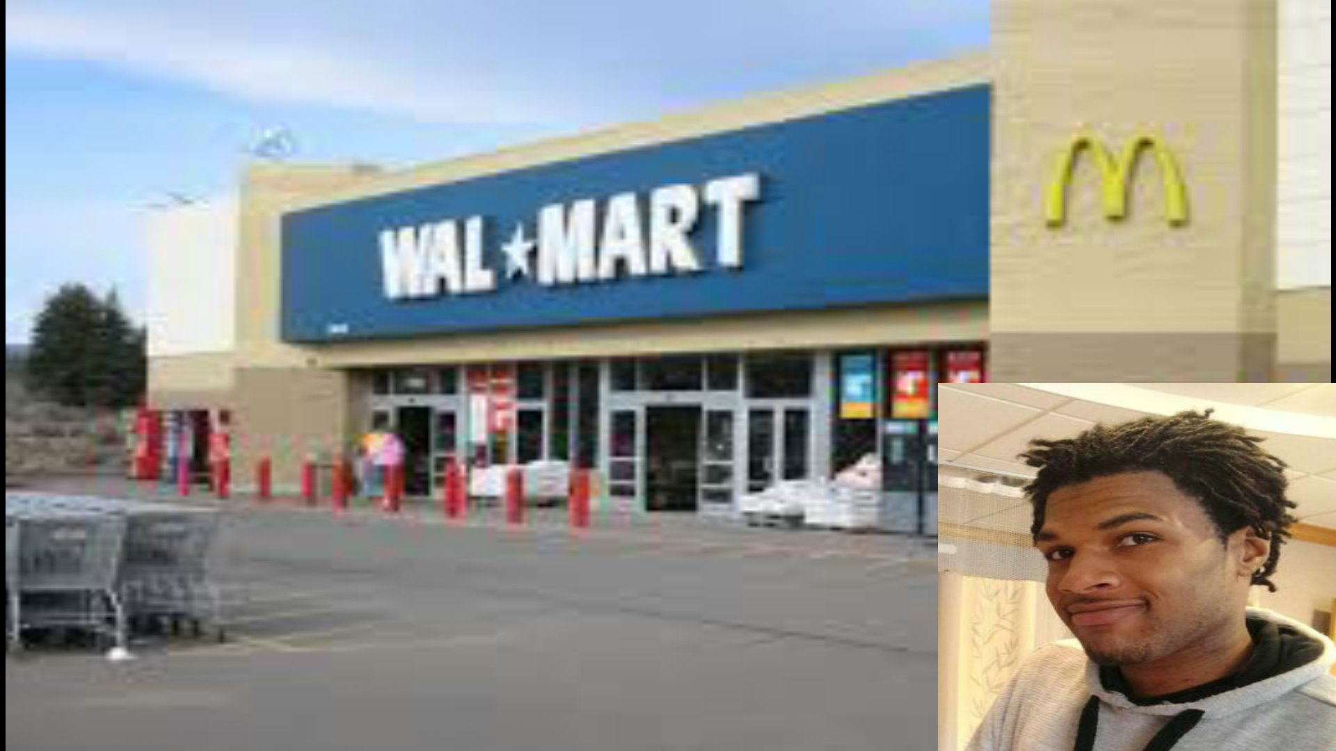 A Man Gunned Down In Walmart By Police, After Picking Up A Toy Gun