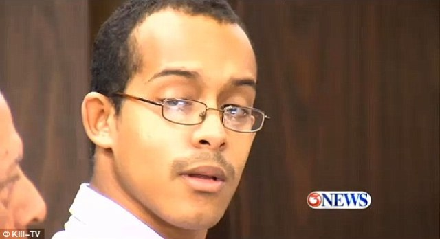 A 18,  Beat His Mother To Death With A Hammer, SMILES At The  Jury When They Hear How He Sexually Abused Her To Lose His Virginity