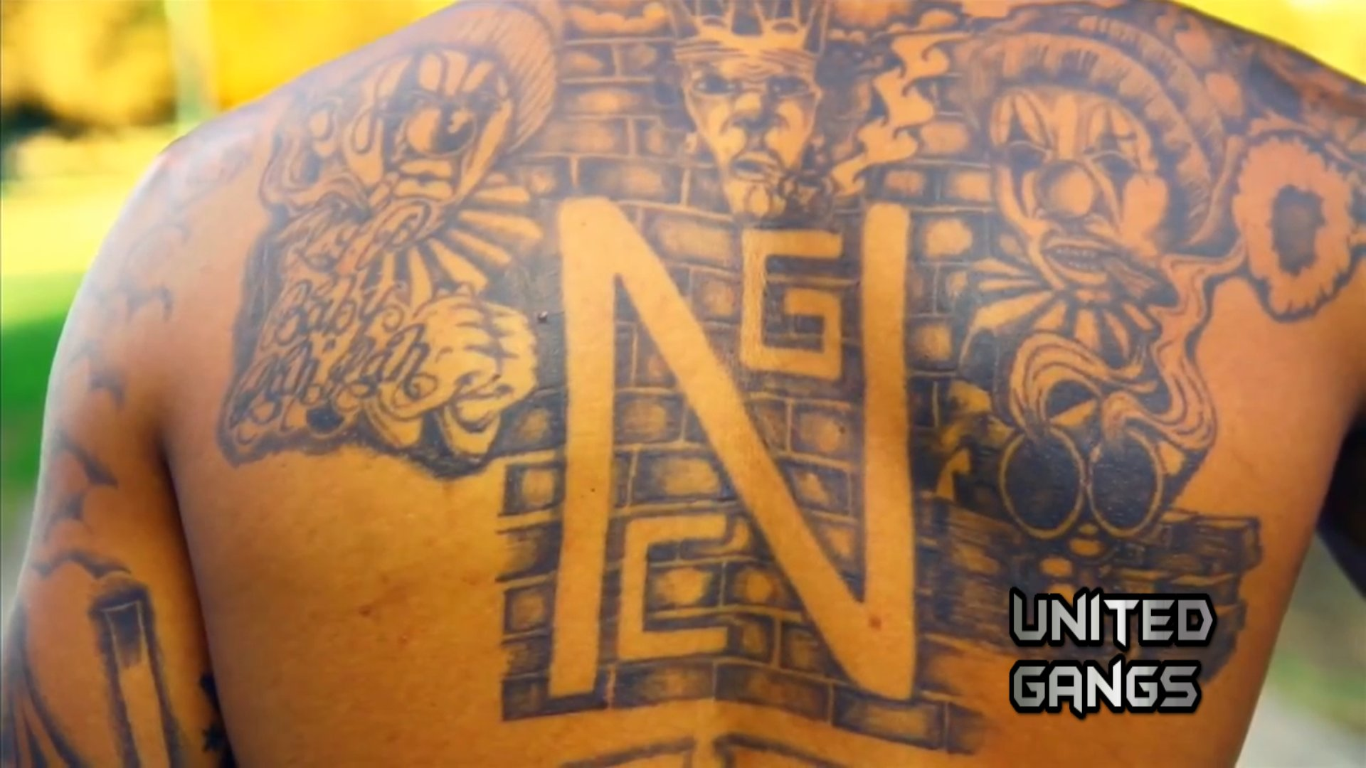 North Highlands Gangster Crips