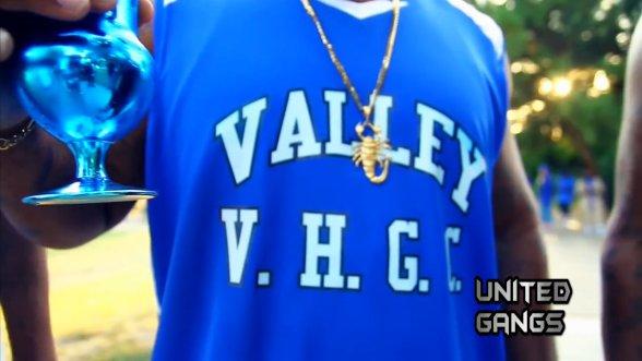 Valley High Gangster Crips