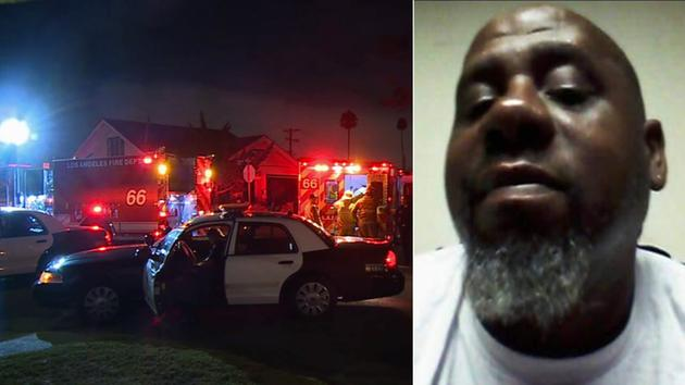 1 KILLED, 1 INJURED IN SOUTH LOS ANGELES SHOOTING; SEARCH UNDERWAY FOR GUNMAN