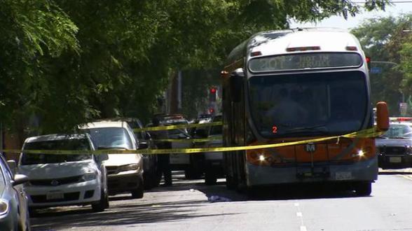 metro bus shooting