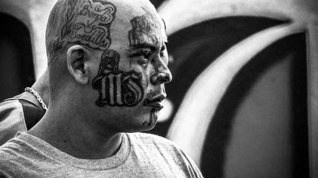 MS13 Vs 18st Gang